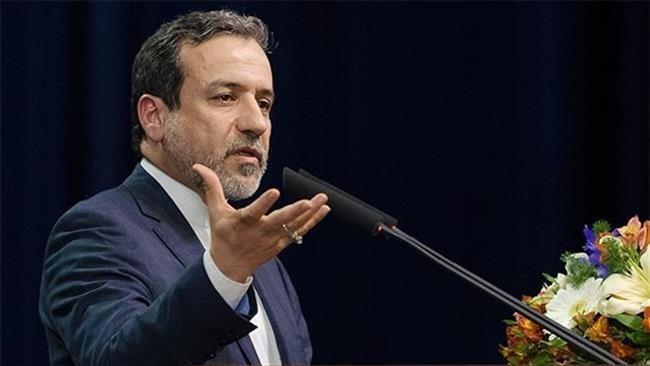 Iranian Deputy Foreign Minister for Legal and International Affairs Abbas Araqchi