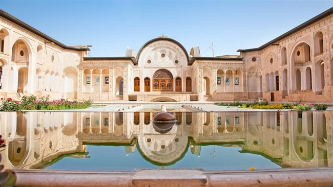 Kashan; an overlooked gem of Persia