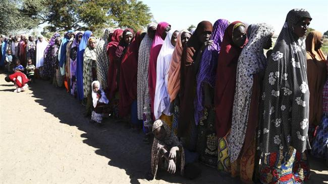 The Boko Haram Takfiri terror group abducts girls and women in northeast Nigeria following the recent raid on the village of Pulka.