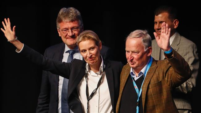 AfD candidates