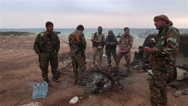 SDF forces