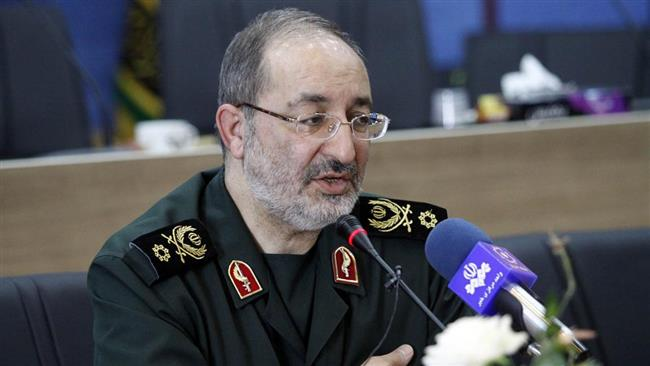 Deputy Chief of Staff of Iran's Armed Forces Brigadier General Massoud Jazayeri