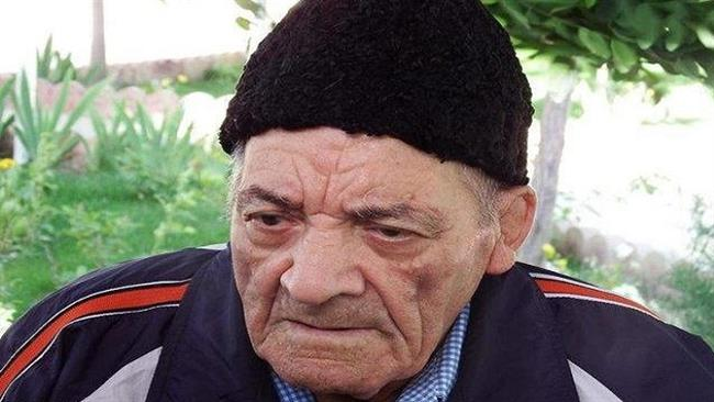 Late Iranian freestyle wrestler Qorban Mohammad Bahadori (file photo)