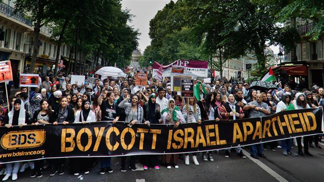 The BDS Movement has called for the boycott of all US projects in the occupied Palestinian territories.