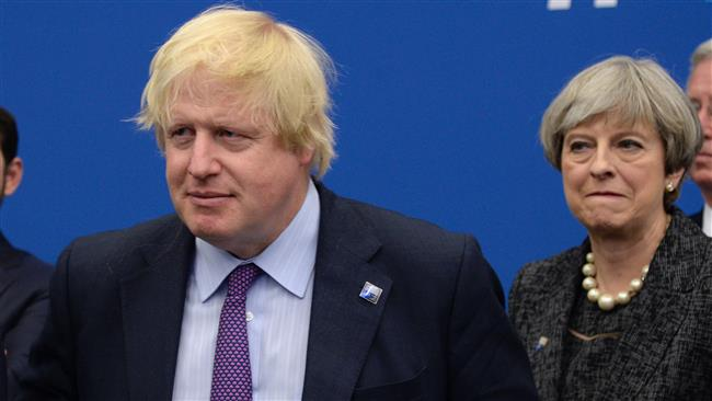 Johnson May reshuffle