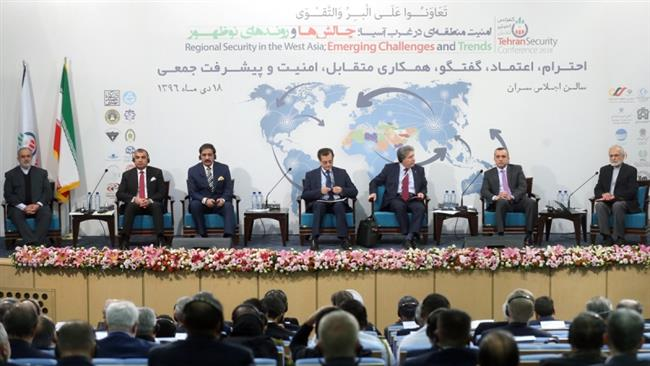 2nd West Asia Security Conference in Tehran