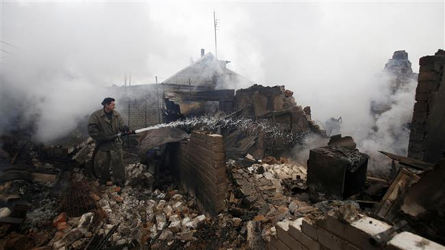 ukraine destruction