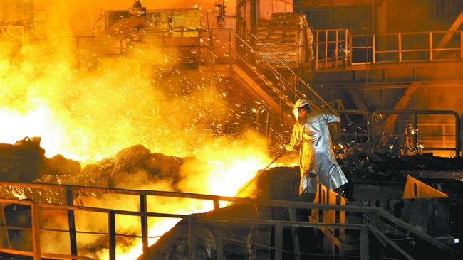 Iran plans to raise overall steel production to 55 million tonnes per year by 2025.