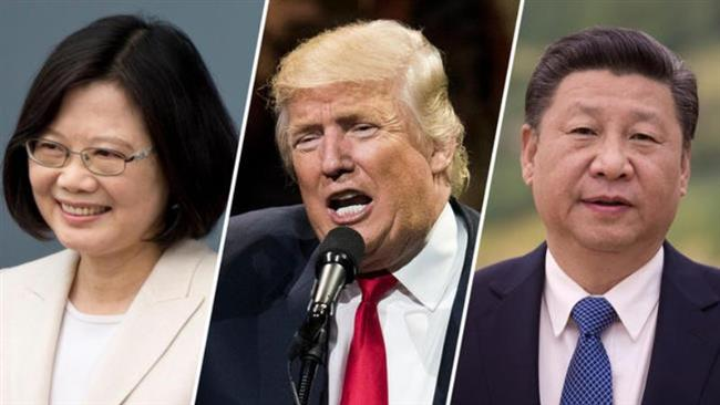 Chinese tensions with Taiwan