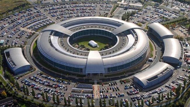 Britain's Government Communications Headquarters (GCHQ) in Cheltenham, England (File photo)