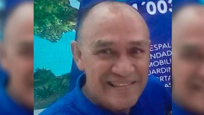 This image purportedly shows Mexican journalist Carlos Dominguez, who was killed in the northern state of Tamaulipas, Mexico, on January 13, 2018. (File)