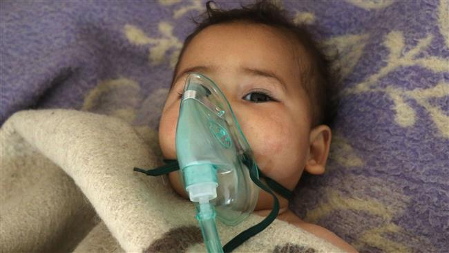 Syria Chemical weapons lavrov