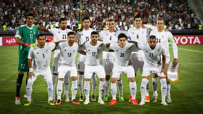 Iran-football-Team Melli