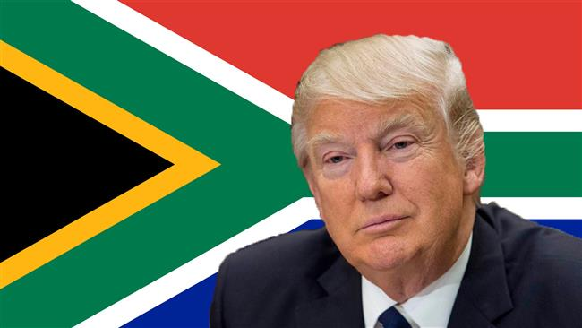 US true colours on Africa