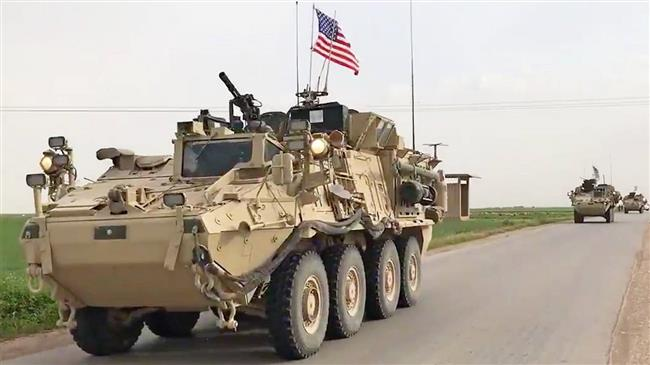 PressTV-Turkey: US soldiers possible targets in Syria operation