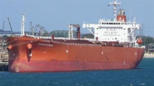 Image result for Oil Tanker With 22 Indian Sailors goes Missing Off West African
