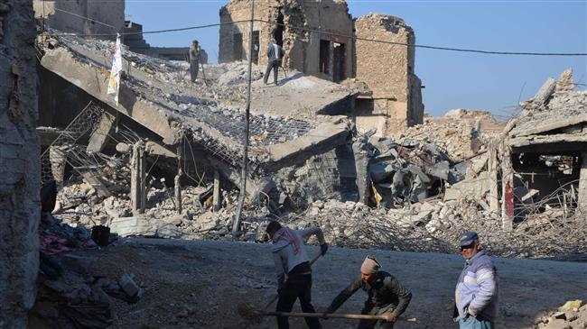 Iraq seeks $100 billion from donors for post-ISIL reconstruction